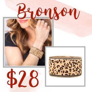 Plunder Bronson bracelet-NIB